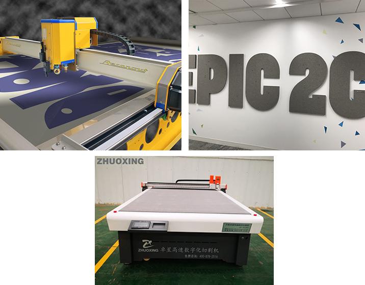 cnc cutting pads